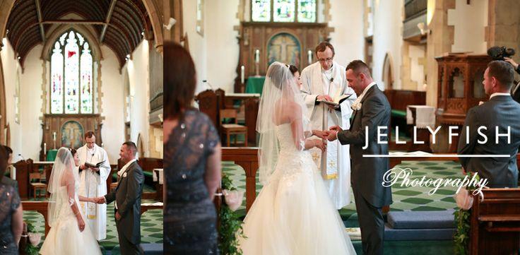 JELLYFISH PHOTOGRAPHY WEDDING CHRIST CHURCH RADLETT