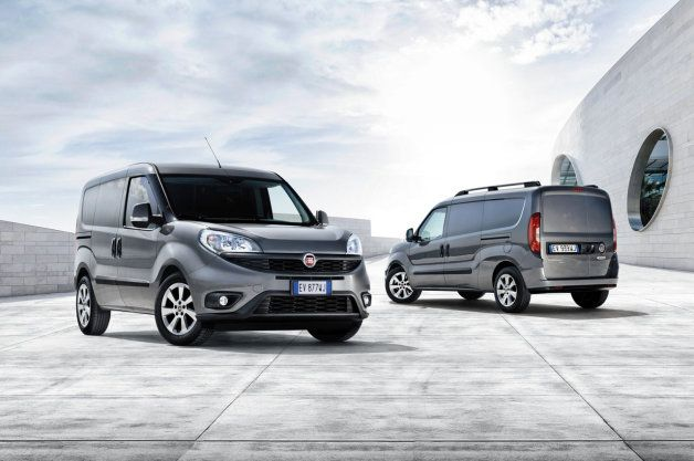 Fiat Doblo Cargo is an Italian Ram Promaster City