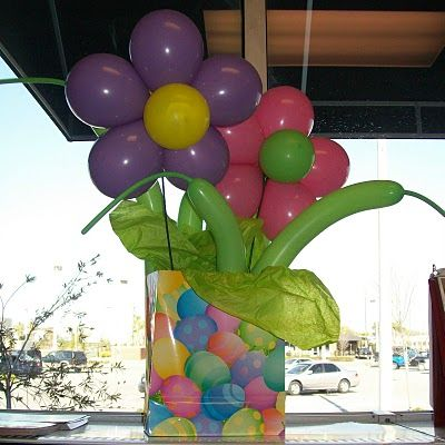 Party People Celebration Company - Special Event Decor Custom Balloon decor and Fabric Designs: Spring Ideas