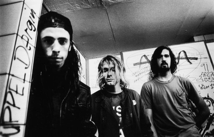 Canciones de Nirvana