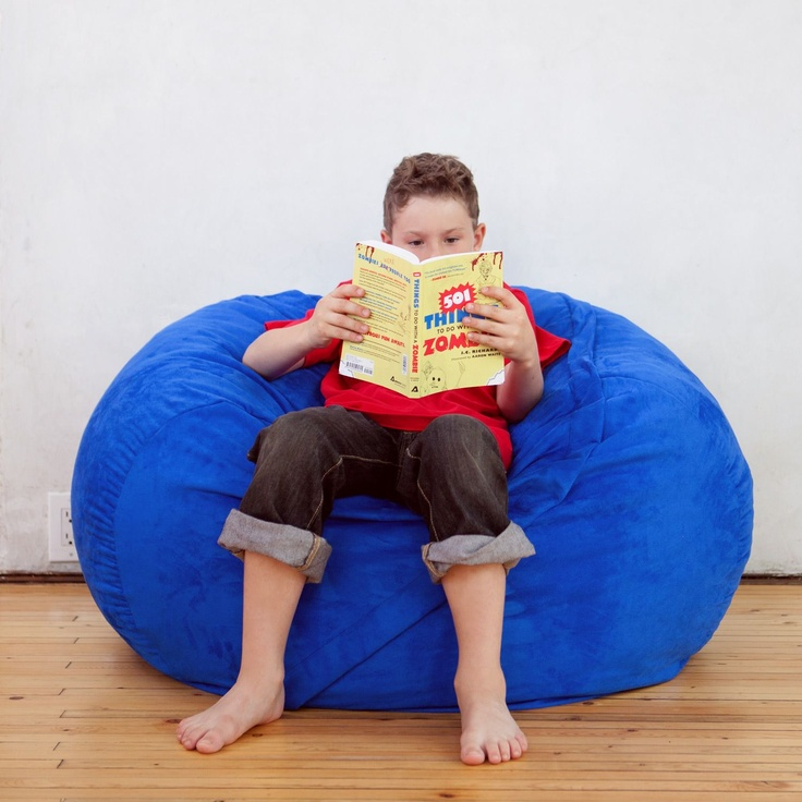 Jaxx Mini Sac, Ideal For Kids, Tweens And Small Spaces.  Www.jazzybeanbagchairs. Bean Bag ChairsBean ...