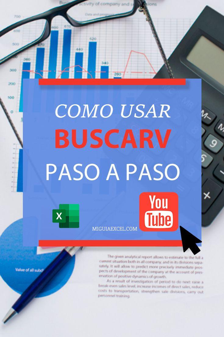 Buscarv En Excel Aprendelo En Menos De 10 Minutos Microsoft Excel Excel Microsoft
