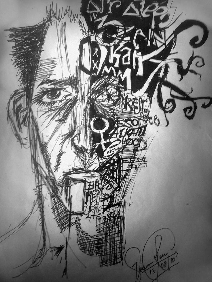 Based on the original illustration by Dave McKean.
