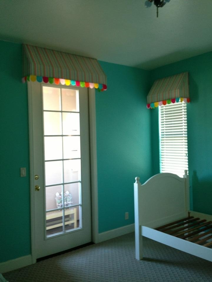My daughters candy themed bedroom tiffany blue candy for Candy themed bedroom ideas