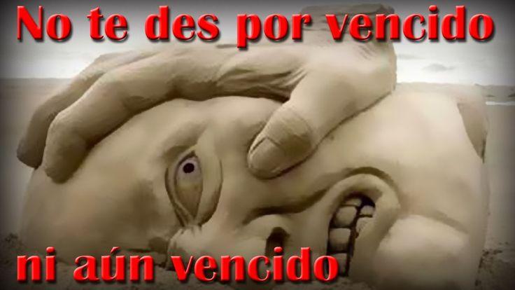 No te des por vencido ni aun vencido - Almafuerte - Piu avanti - Narrado...