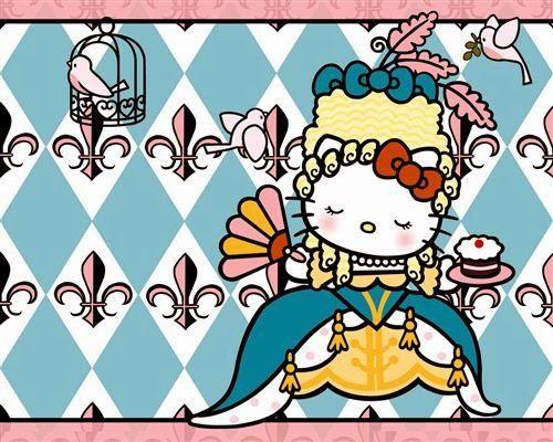 happy new year hello kitty wallpaper   GAMBAR HELLO KITTY 2015 WALLPAPER LUCU   Gambar Hello Kitty Kalender ...