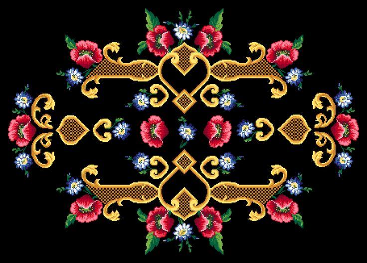Дорожка с цветами в ДМС