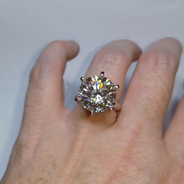 Pin On Moissanite Engagement Rings Right Hand Rings
