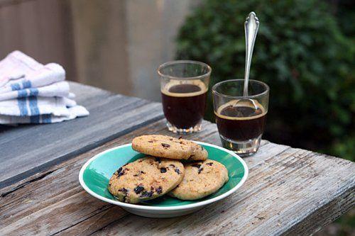 Zaletti (Italian Cornmeal Cookies)