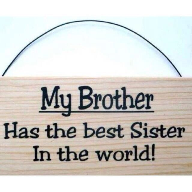 Quotes In Brother: 17 Best Brother Sister Quotes On Pinterest