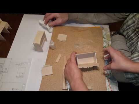 Dining Room Furniture - Dollhouse Miniature Madness and Tutorials