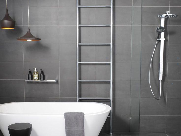 Bathroom Towel Rail Height