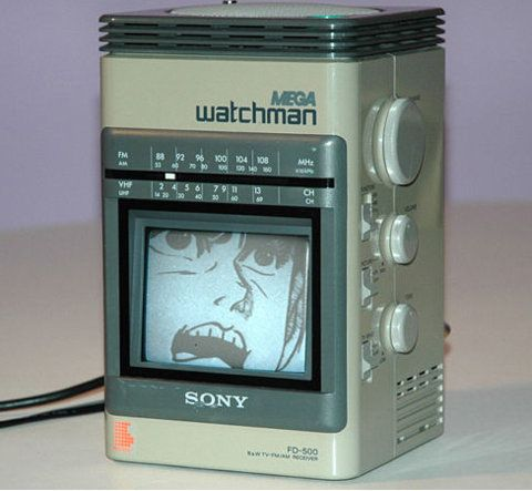 I gave one of these to my dad for Christmas back in 1988. We used it to watch Andrew make landfall back in '92.