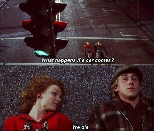 "Be adventurous and try new things, even if they seem a little scary at first. | 34 Lessons ""The Notebook"" Taught Us…"