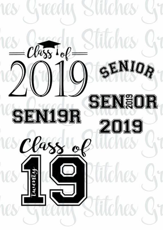 Pin By Lissette ϟ On Crafts Graduation Class Class Of 2019 Graduation Shirts For Family