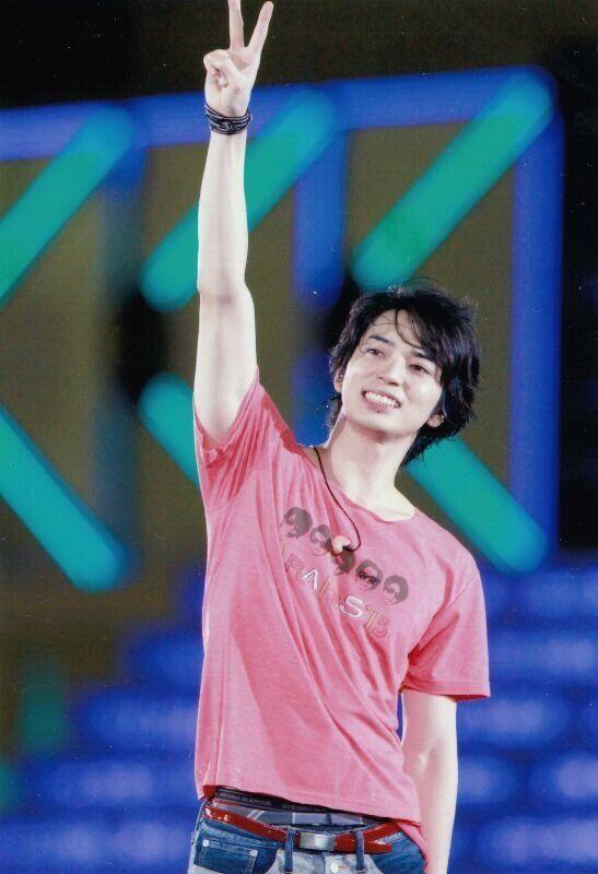 Matsumoto Jun, Arashi. ARAFES 2013.