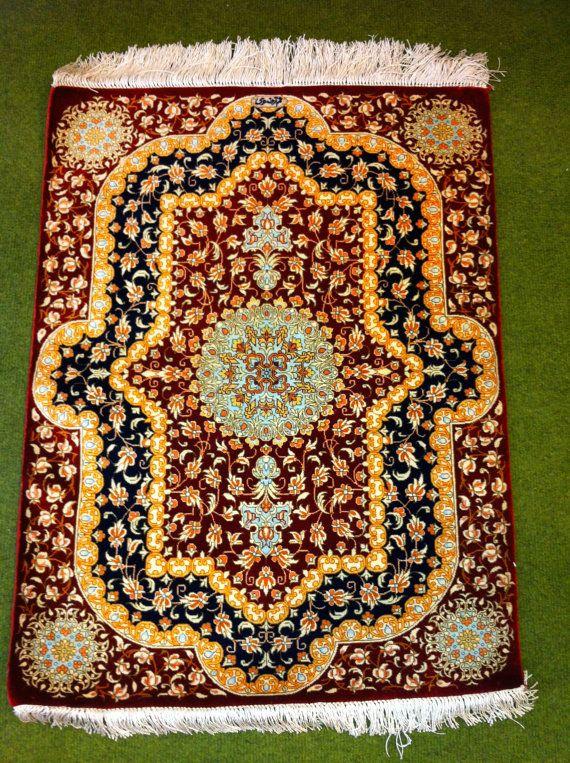 Persian Silk Qum By Neehomedecor On Etsy 700 00