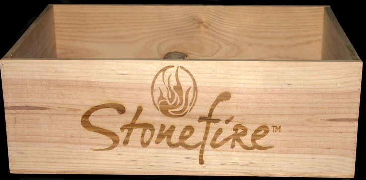 Stonefire Custom 12 Bottle Wine Crate featured on Hells Kitchen