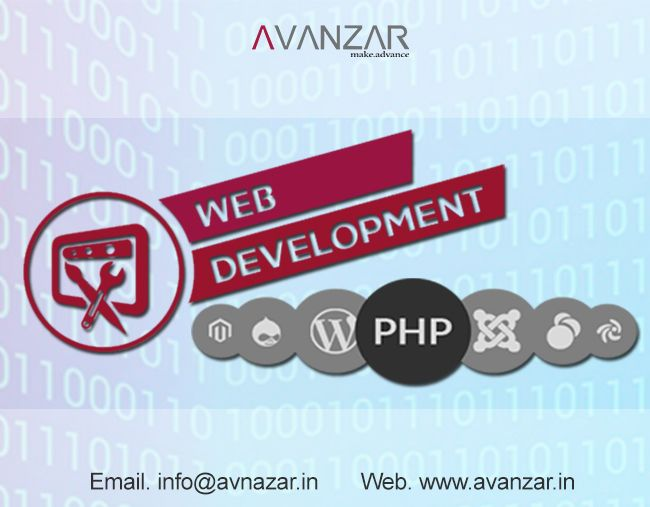 We are in Website development and providing responsive website and app development service at affordable cost contact us now ... www.avanzar.in