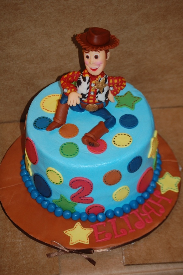 Toy Story Cakes For Boys : Woody cake for boys birthday riley pinterest