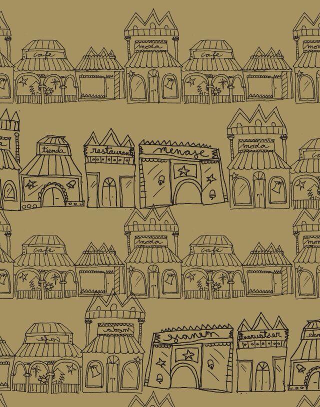 Libro vitrinas ilustración margarita Garcés