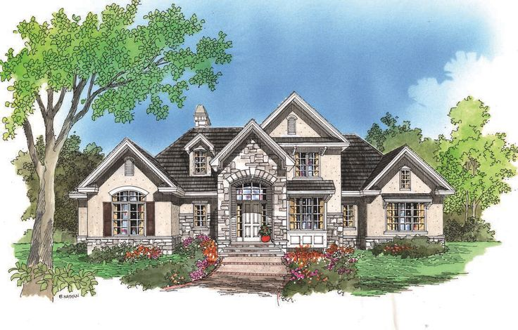 22 best taylor morrison homes in independence winter for Hyde homes floor plans