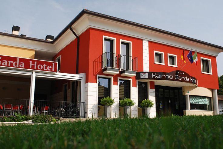 Kairos Garda Hotel – Cavalcaselle for information: Gardalake.com