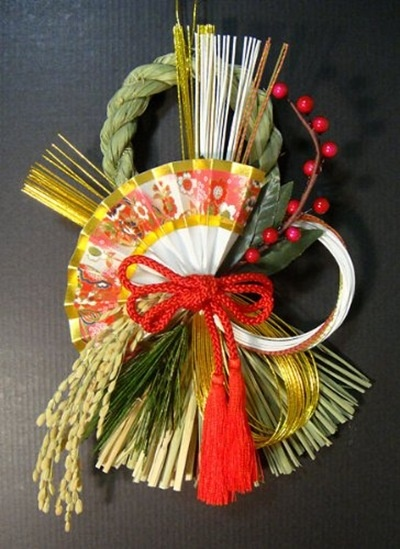 11 best images about Japanese-inspired Wreaths on ...