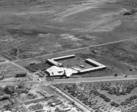 Sahara (1950 ) #vegas #lasvegas #sincity #cityofsin