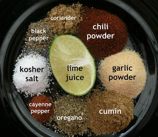 Chili Lime Steak Rub - So Yummy!