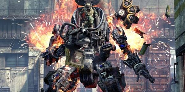 Titanfall restores CTF to PC by popular demand - Last week, Respawn removed Capture the Flag from Titanfall's PC version. The developer cited extremely long wait times, instead opting to leave the game mode available for Private