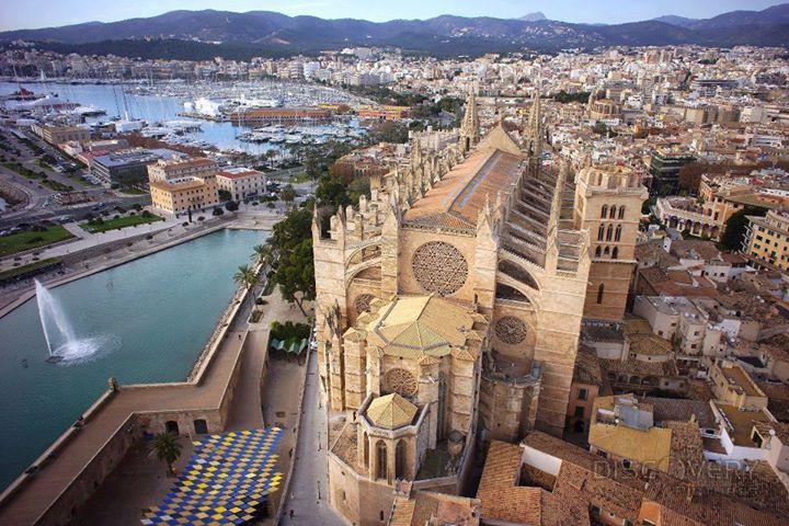Amazing Palma de Mallorca #Cathedral #LaSeu