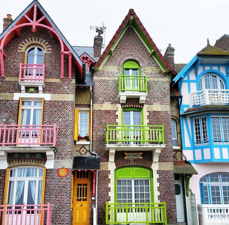 Mers les Bains, France ♠ photo by @lo_paris su Instagram