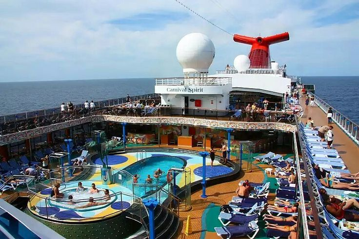 Carnival Cruise Lines - Carnival Spirit Cruise Review by Jim Zim