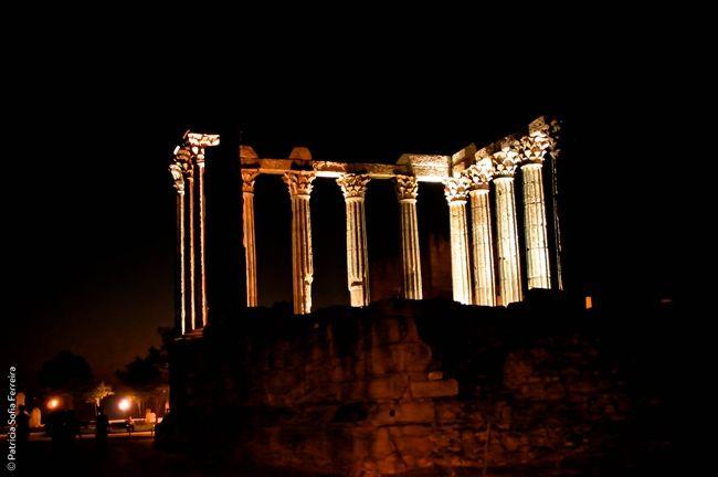 Templo de Diana - Évora, Portugal