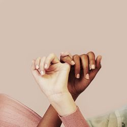 I know what I'm about to say may not relate to what this pin is actually linked to but ill say it anyway. I've been pinning a lot of #BlackGirlMagic posts tonight and this may make people think that I'm racist or only appreciate black women. It's none of the above. I can love the skin I'm in and still appreciate the beauty in others. I see this picture as a tie between my cultures/ race and everyone elses. We are in this together. We can love ourself and still have enough to love others too.
