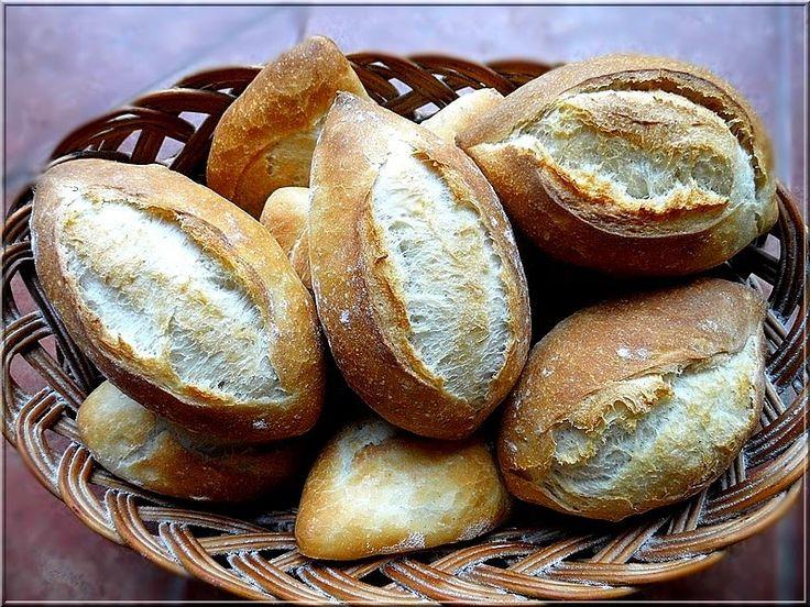 Limara péksége: Ropogós szendvicszsemlék