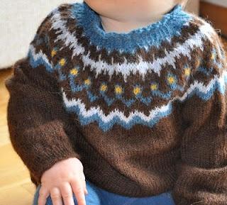 momoko Fair Isle Sweater