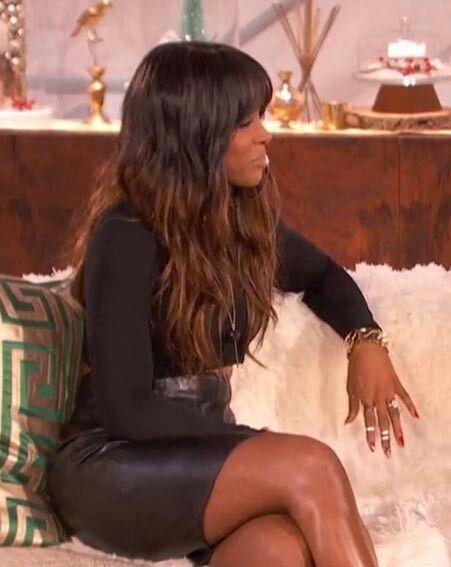 Kelly Rowland's hair