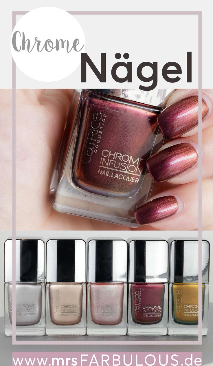8 best Nagellack Farben Herbst images on Pinterest | Fall 2016, Nail ...