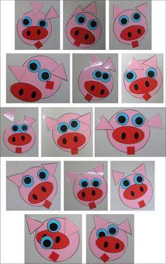 les 3 petits cochons maternelle - Recherche Google