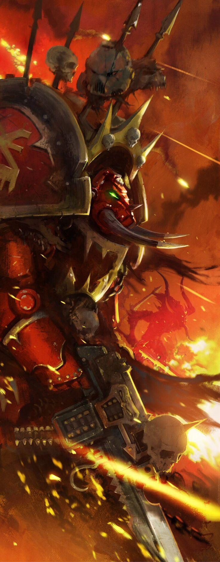 Warhammer 40000,warhammer40000, warhammer40k, warhammer 40k, ваха, сорокотысячник,фэндомы,khorne,Chaos (Wh 40000),Chaos Space Marine