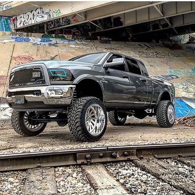 I'm obsessed with Diesel trucks, I have a 2006 Dodge Cummins. It's my favorite and also my most expensive hobby.