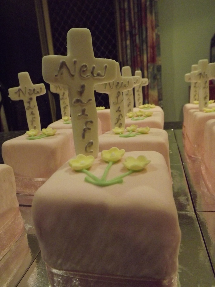 Reconciliation 2012, individual cakes for the children