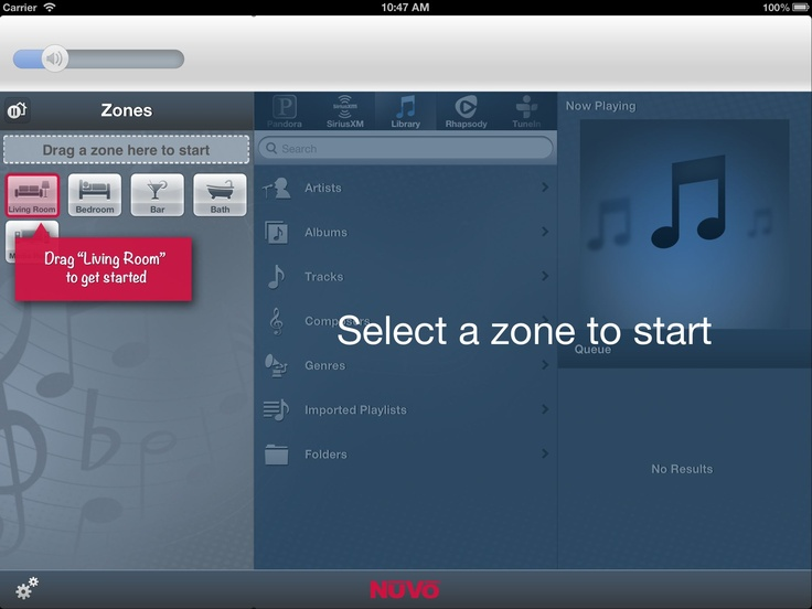 NuVo Player iPad App Demo: http://www.appdemostore.com/demo?id=2687777