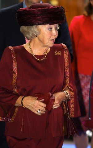 Princess Beatrix, September 2, 2014 | Royal Hats