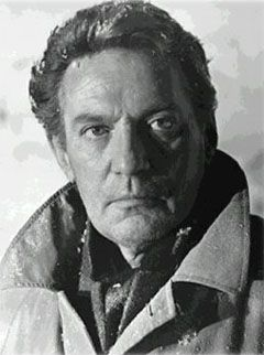 Peter Finch AKA Frederick George Peter Ingle-Finch    Born: 28-Sep-1916  Birthplace: South Kensington, London, England  Died: 14-Jan-1977  Location of death: Beverly Hills, CA  Cause of death: Heart Failure