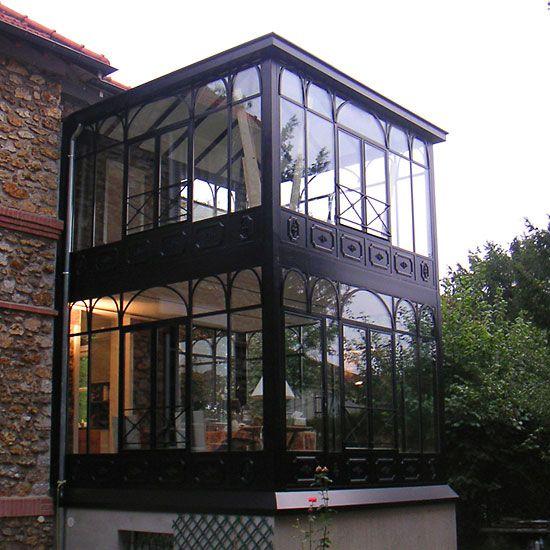 Véranda Atelier Alexandre