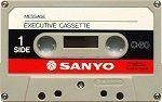 Sanyo cassette avatar