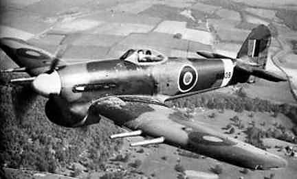 ww11 planes photos | Hawker Tempest Thanks to The Hawker Tempest Page